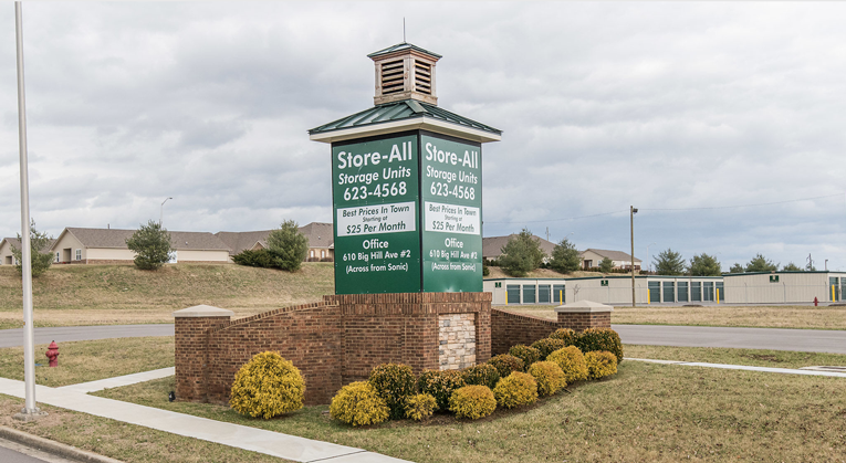 Store All Storage Is Centrally Located Close To Downtown Richmond As Well  As EKU.